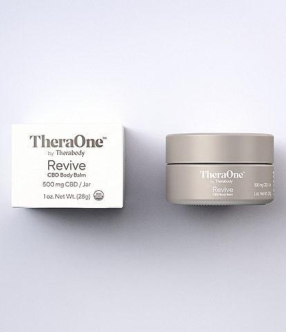 TheraOne Revive CBD Body Balm (Jar), 1 oz / 500 mg Full-Spectrum CBD