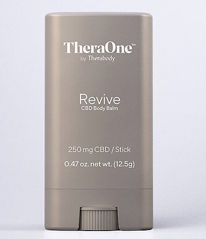 TheraOne Revive CBD Body Balm (Stick), 1.67 oz / 835 mg Full Spectrum CBD