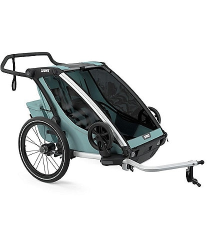 Thule Chariot Cross 2 Multisport Double Cycle Trailer and Stroller