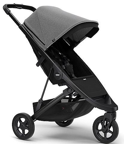 Thule Spring Compact Stroller - Black Frame