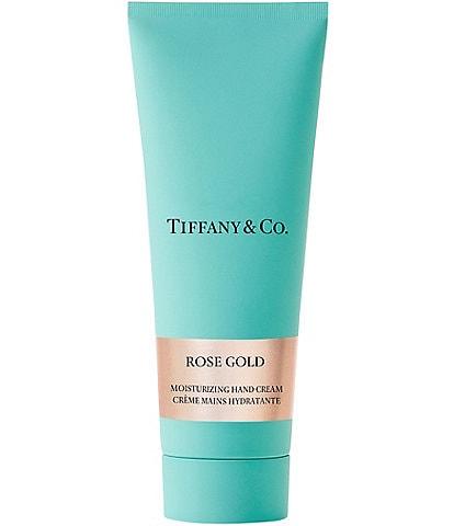 Tiffany & Co. Rose Gold Moisturizing Hand Cream