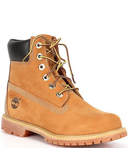Timberland 6 double  Premium Women s Waterproof Combat Boots. color swatch ce9b071dee