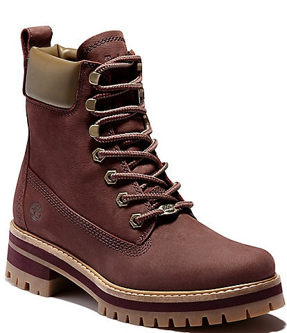 Timberland Courmayeur Valley 6#double; Leather Boots