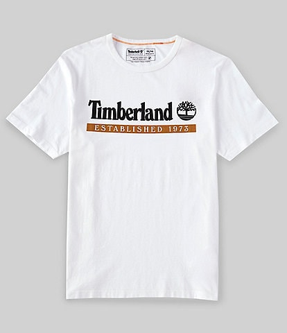 Timberland Established 1973 Short-Sleeve Tee