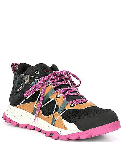 Timberland Garrison Trail Waterproof Lace-Up Mid Hikers