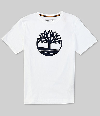 Timberland Kennebec River Short-Sleeve Organic Cotton Tee