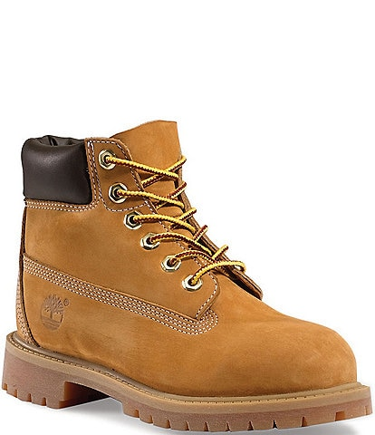 Timberland Kids' 6#double; Premium Waterproof Boots (Toddler)