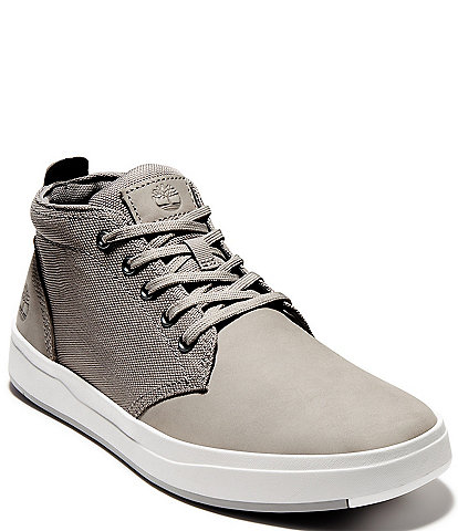Timberland Men's Davis Square Chukka Sneaker Boots