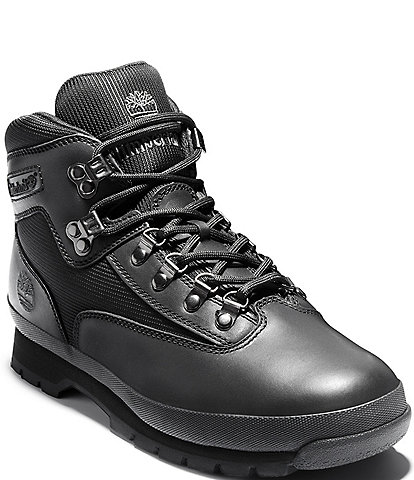 Timberland Men's Euro Leather Mid Hikers