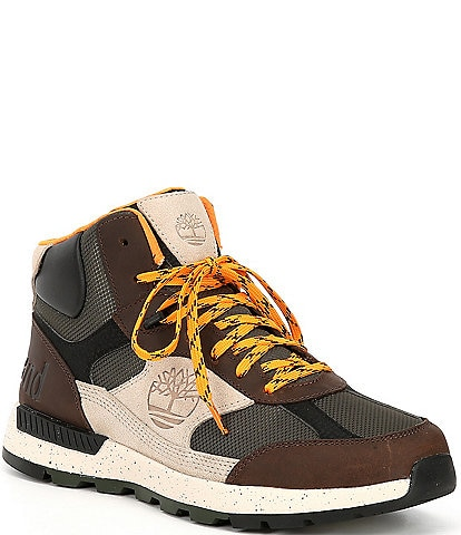 Timberland Men's Field Trekker Leather Hikers