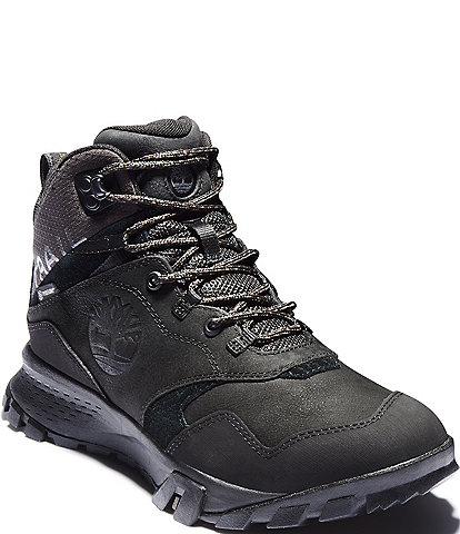 Timberland Men's Garrison Trail Waterproof Leather Mid Hiker Boots