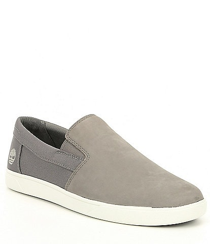 Timberland Men's Groveton Suede Leather Slip On