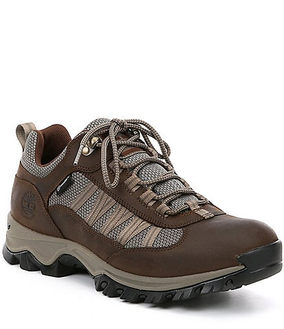 Timberland Men's Mt. Maddsen Lite Waterproof Low Hiker