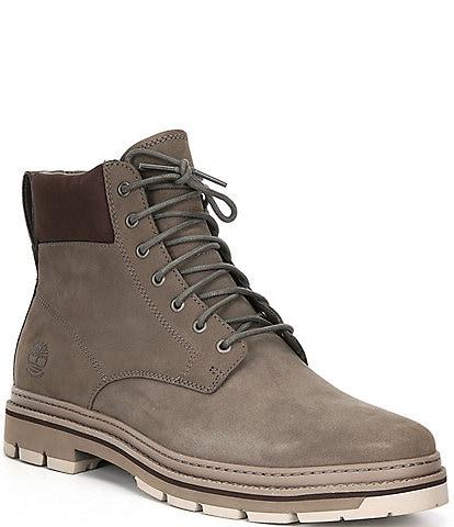 Timberland Men's Port Union Plain Toe Waterproof Boots