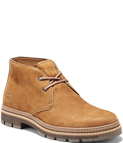 Timberland Men's Port Union Waterproof Chukka Boots