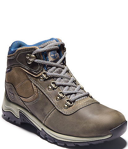 Timberland Mt Maddsen Waterproof Leather Booties