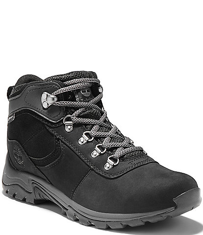 Timberland Mt. Maddsen Mid Waterproof Leather Hiking Boots