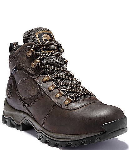 Timberland Men's Mt. Maddsen Waterproof Leather Boots