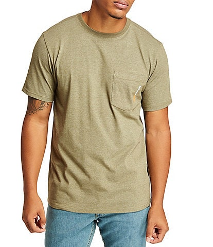 Timberland PRO® Base Plate Blended Short-Sleeve Tee