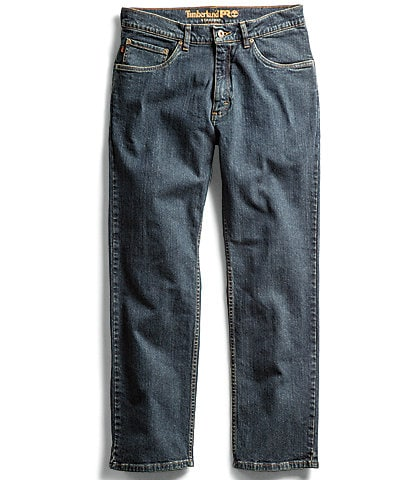 Timberland PRO® Grit-N-Grind Straight-Fit Flex Denim Jeans