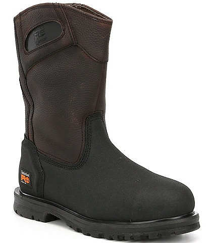 Timberland PRO® Men's Powerwelt Wellington Steel Toe Work Boots