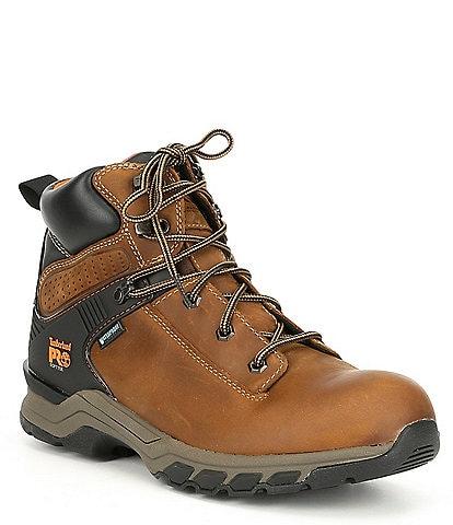 Timberland PROMen's 6#double; Hypercharge Waterproof Work Boots