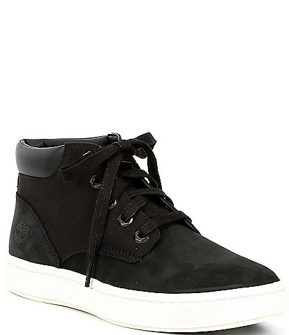 Timberland Women's Bria Leather Mid Sneakers