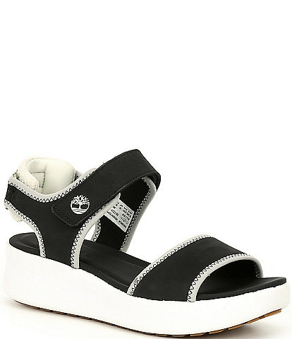 Timberland Women's Los Angeles Wind Sporty Wedge Sandals