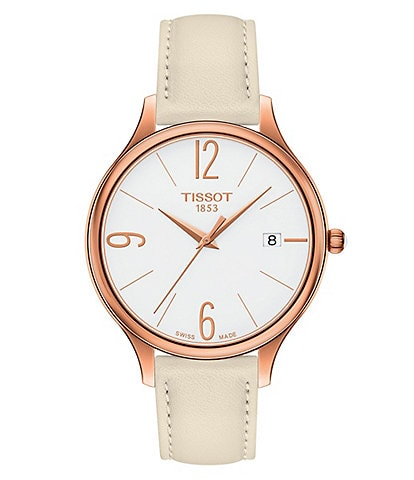 Tissot Bella Ora Round Watch Set