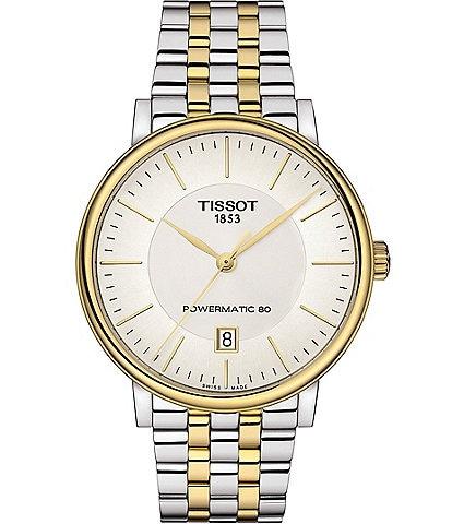 Tissot Carson Powermatic 80 Watch