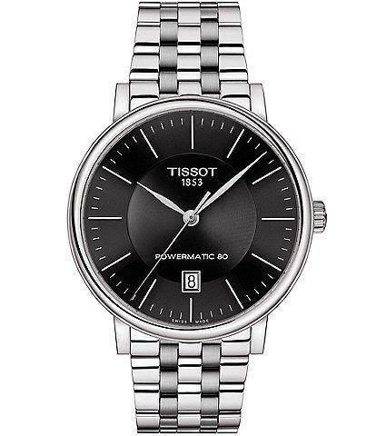 Tissot Carson Powermatic Men's Bracelet Watch