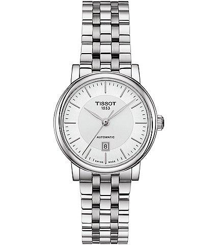 Tissot Carson Premium Automatic Women's Bracelet Watch