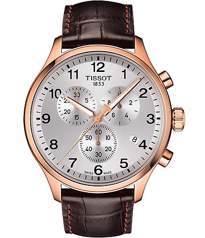 Tissot Chrono XL Classic Watch