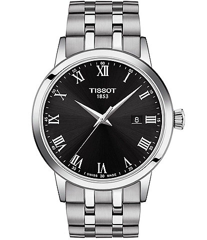 Tissot Classic Dream Stainless Steel Bracelet Watch