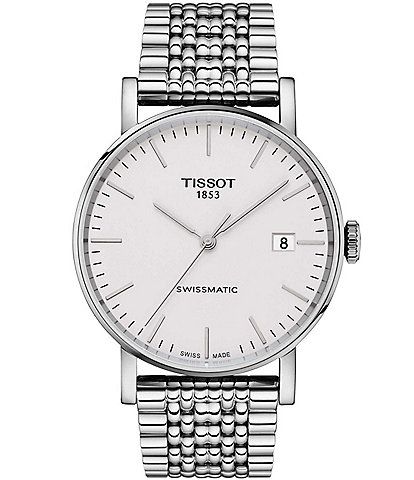 Tissot Everytime Swissmatic Bracelet Watch