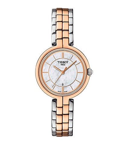 Tissot Flamingo Watch
