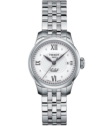 Tissot Le Locle Automatic Lady Watch
