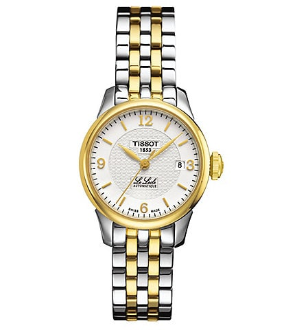 Tissot Le Locle Automatic Stainless Steel Lady Watch