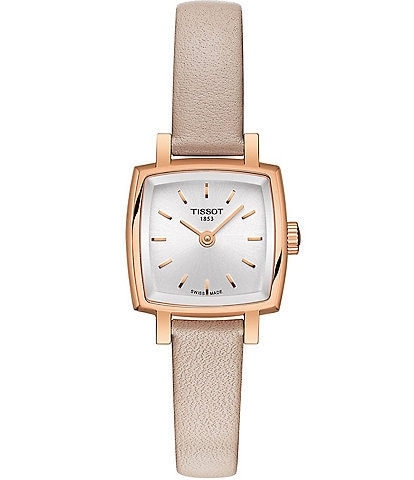 Tissot Lovely Square Ladies Scratch Resistant Watch
