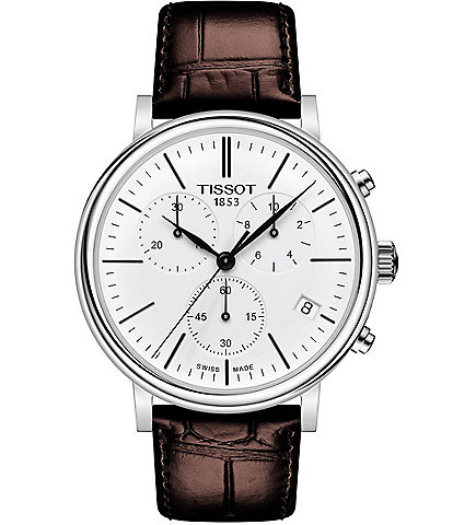 Tissot Men's Carson Premium Chronograph Watch