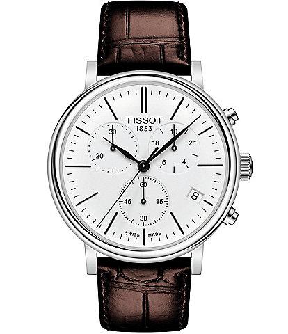 Tissot Men's Carson Premium Chronograph Watch