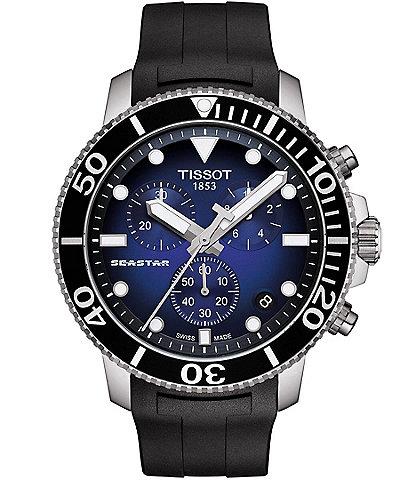 Tissot Seastar 100 Chronograph Watch