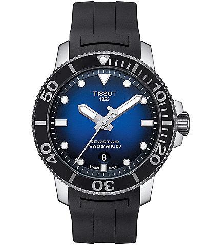 Tissot Seastar 1000 Powermatic Rubber Watch