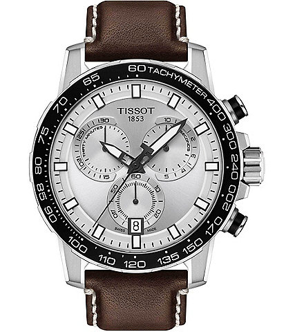 Tissot Supersport Chrono Watch