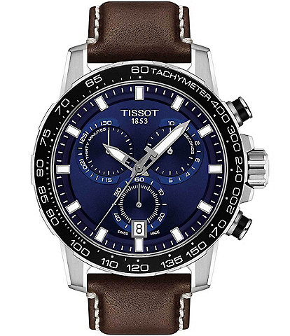 Tissot Supersport Chrono Blue Dial Watch