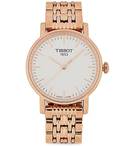 Tissot T-Classic Everytime Analog Bracelet Watch