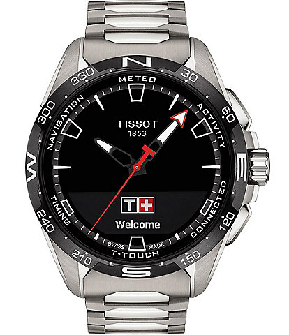 Tissot T-Touch Connect Solar Watch