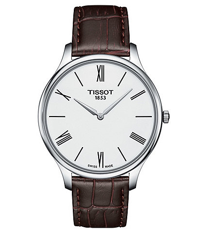 Tissot Tradition 5.5 Leather Watch