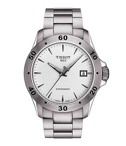 Tissot V8 Swissmatic Watch