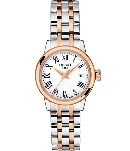 Tissot Women's Classic Dream Stainless Steel Bracelet Watch